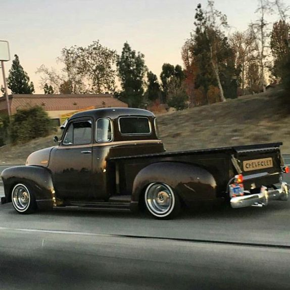 Image result for 51 Chevy Pickup Lowrider
